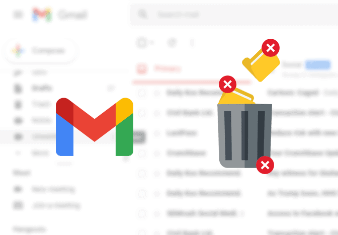 How to Delete Labels in Gmail in 2021   Remove Gmail Folders